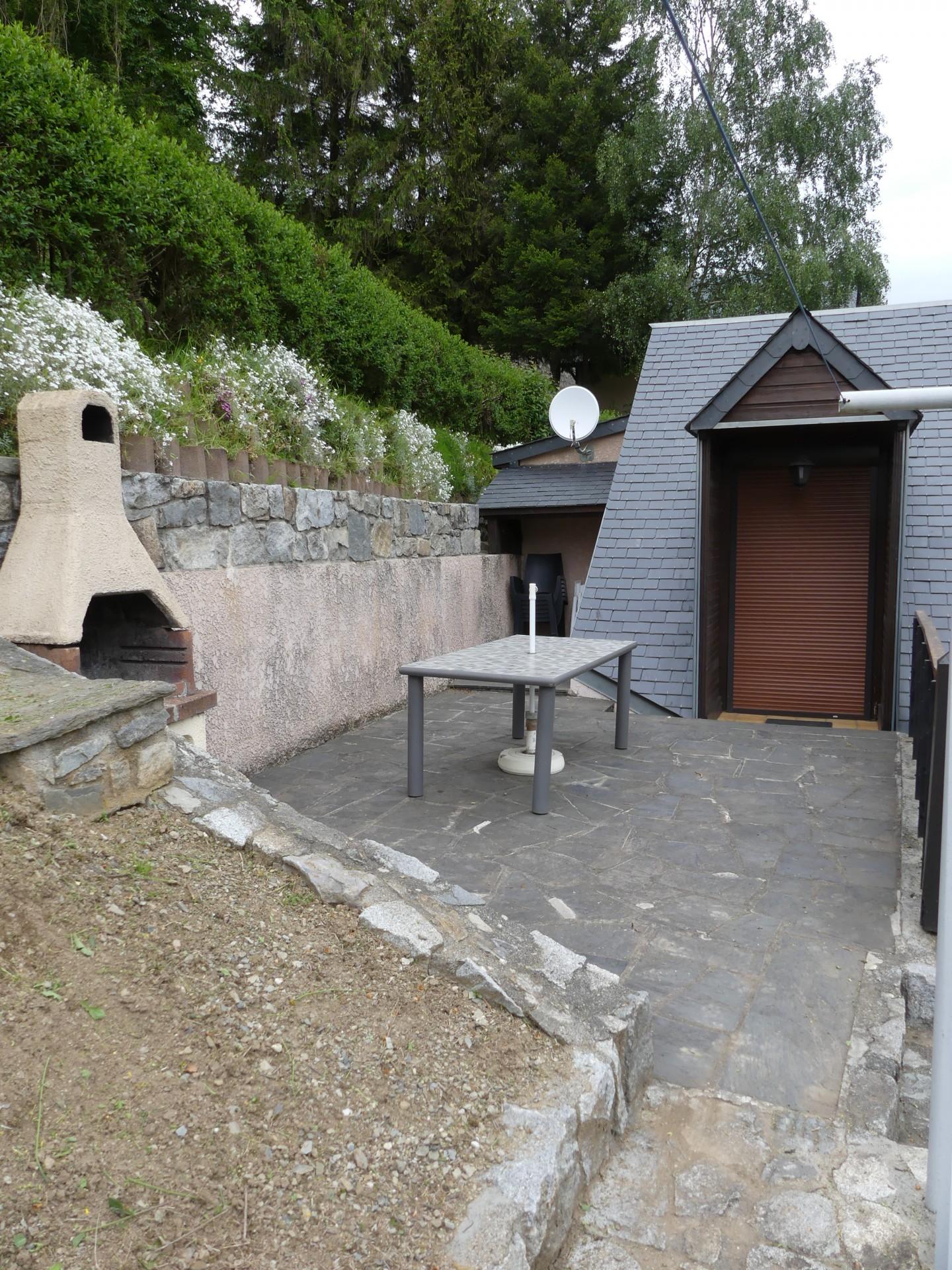 App 3 vue sur la terrasse